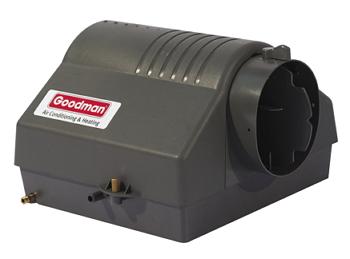 Увлажнители воздуха в системах кондиционирования Goodman